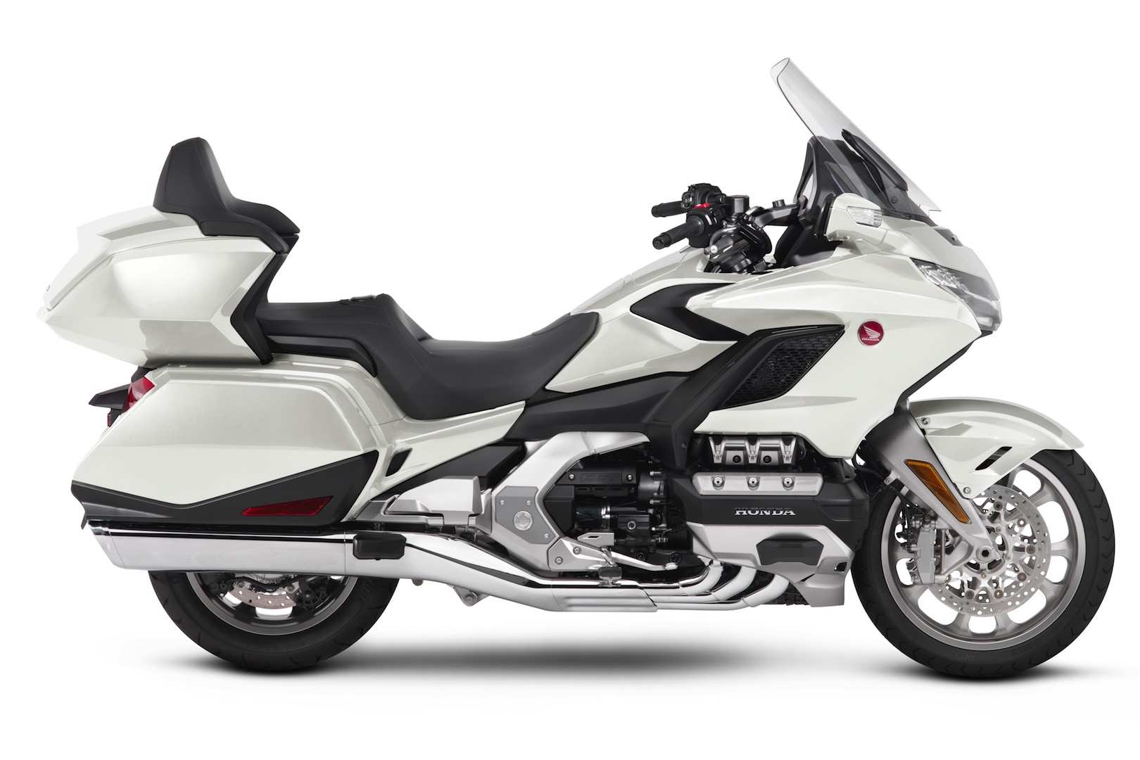 96 The Honda Goldwing 2020 History