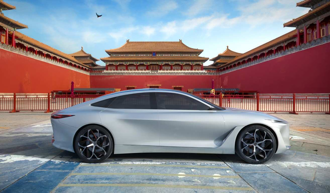96 The Infiniti Concept 2020 Images