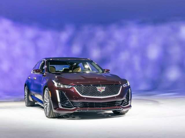 96 The New Cadillac Models For 2020 Engine