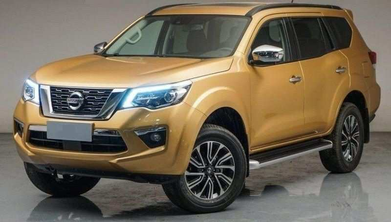 97 A 2019 Nissan Frontier Release Date Speed Test