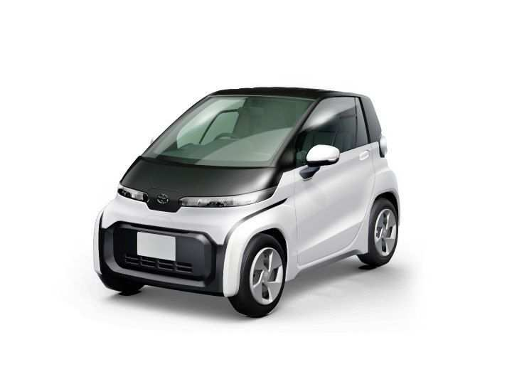 97 A 2020 Toyota Electric Car Price And Review