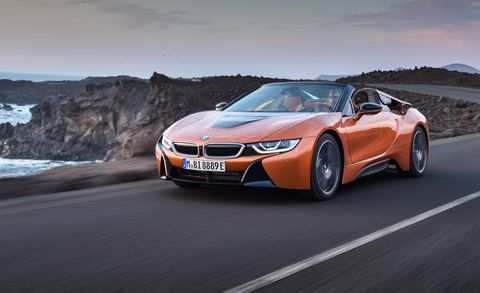 97 All New 2019 Bmw I8 Roadster Style