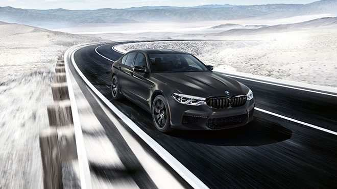 97 All New 2020 Bmw M5 Edition 35 Years Price And Release Date