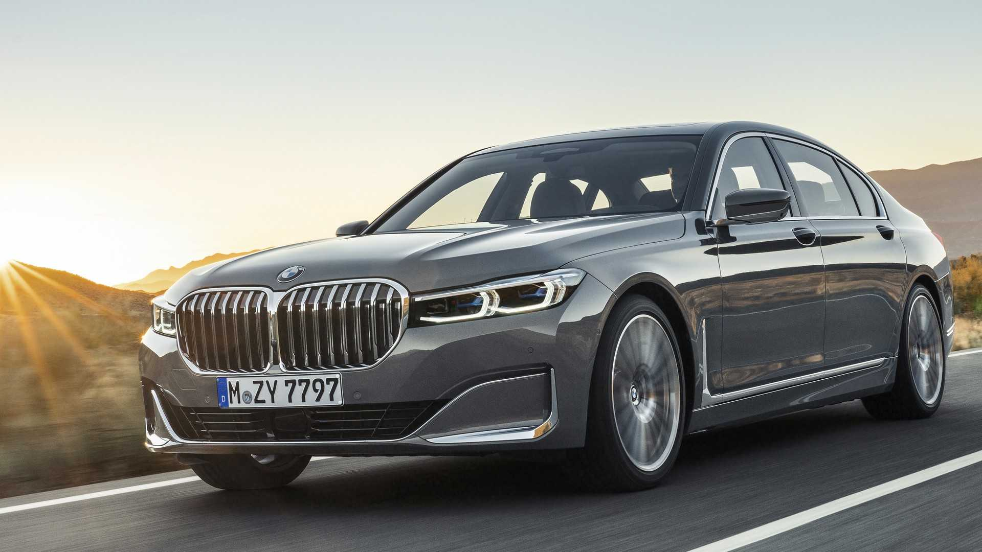 97 All New Bmw Series 7 2020 Ratings