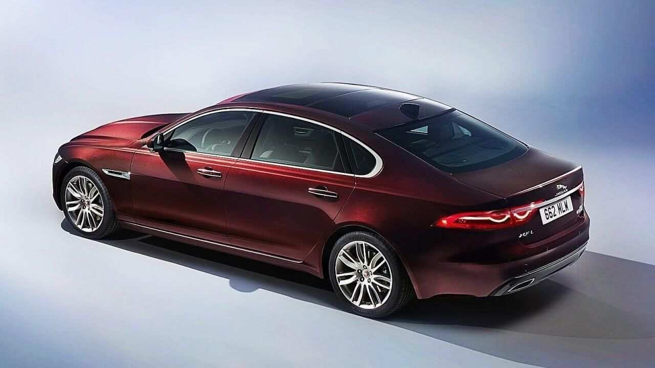 97 All New Jaguar Xj 2020 Spy New Concept