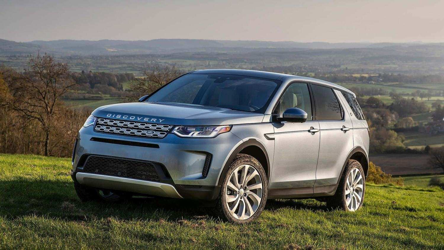 97 Best 2020 Land Rover Discovery Sport Redesign And Review