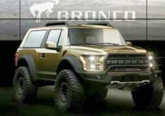 2020 Ford Bronco Msrp,