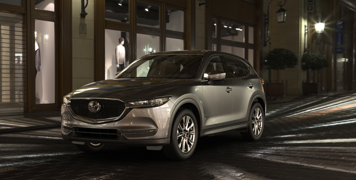 97 New When Will 2020 Mazda Cx 5 Be Released Redesign And Concept