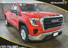 2019 Gmc Regular Cab,