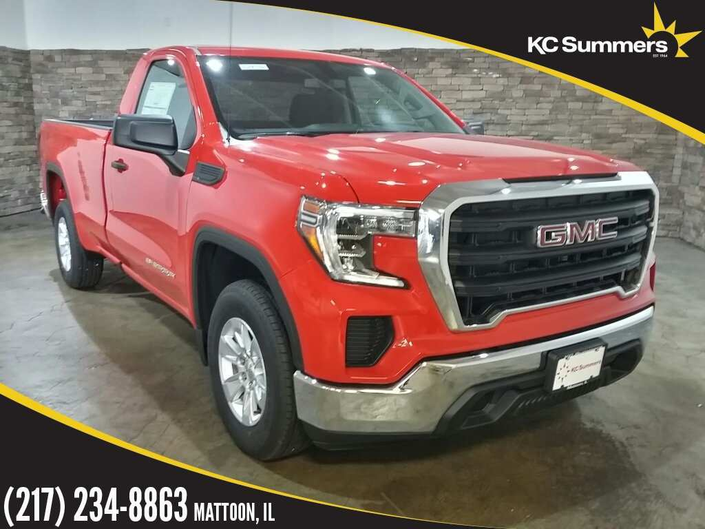 97 The 2019 Gmc Regular Cab New Concept