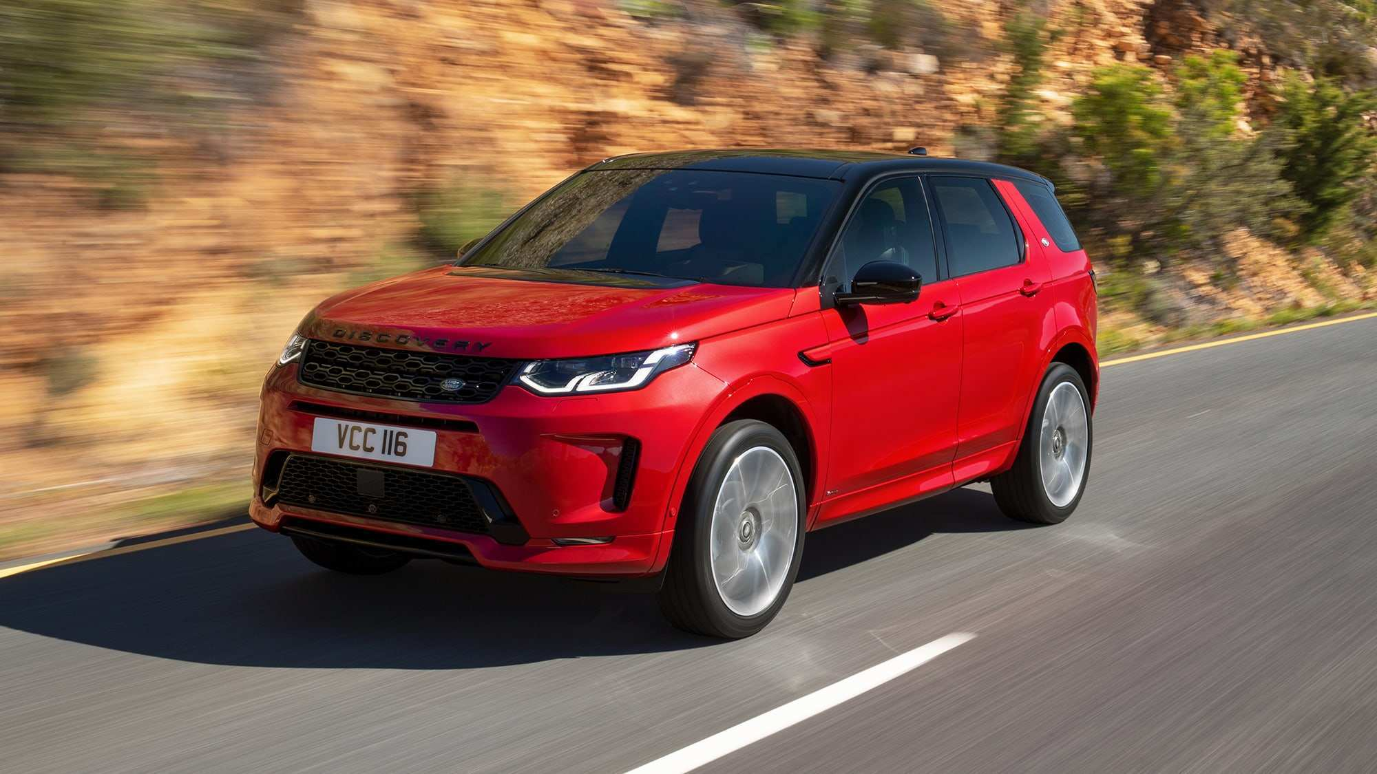 97 The 2020 Land Rover Discovery Sport Performance And New Engine