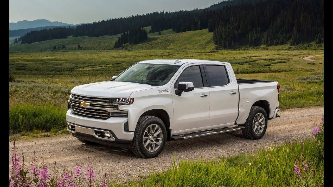 97 The Best 2019 Chevrolet High Country Interior Reviews