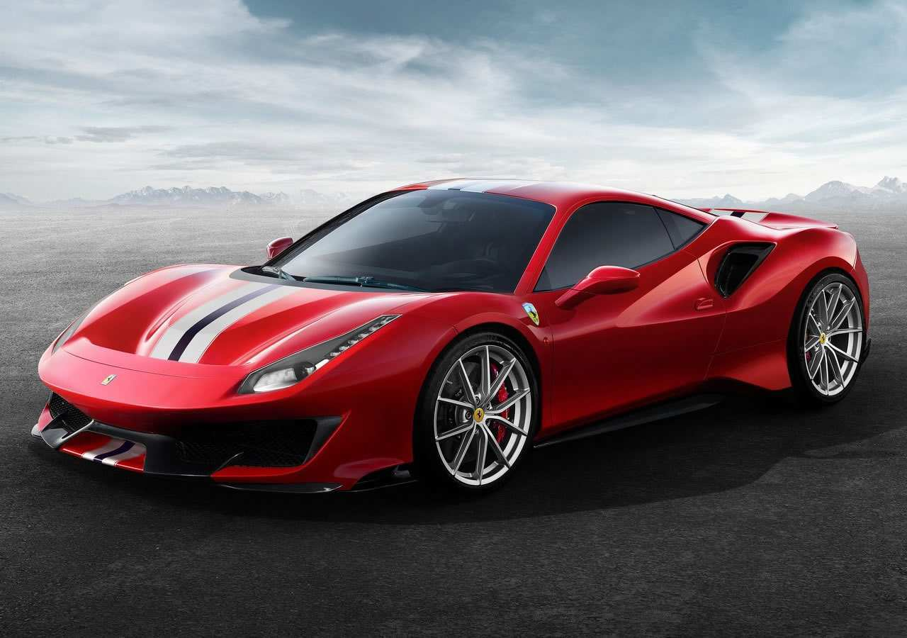 97 The Best 2019 Ferrari 488 Pista 2 Pictures