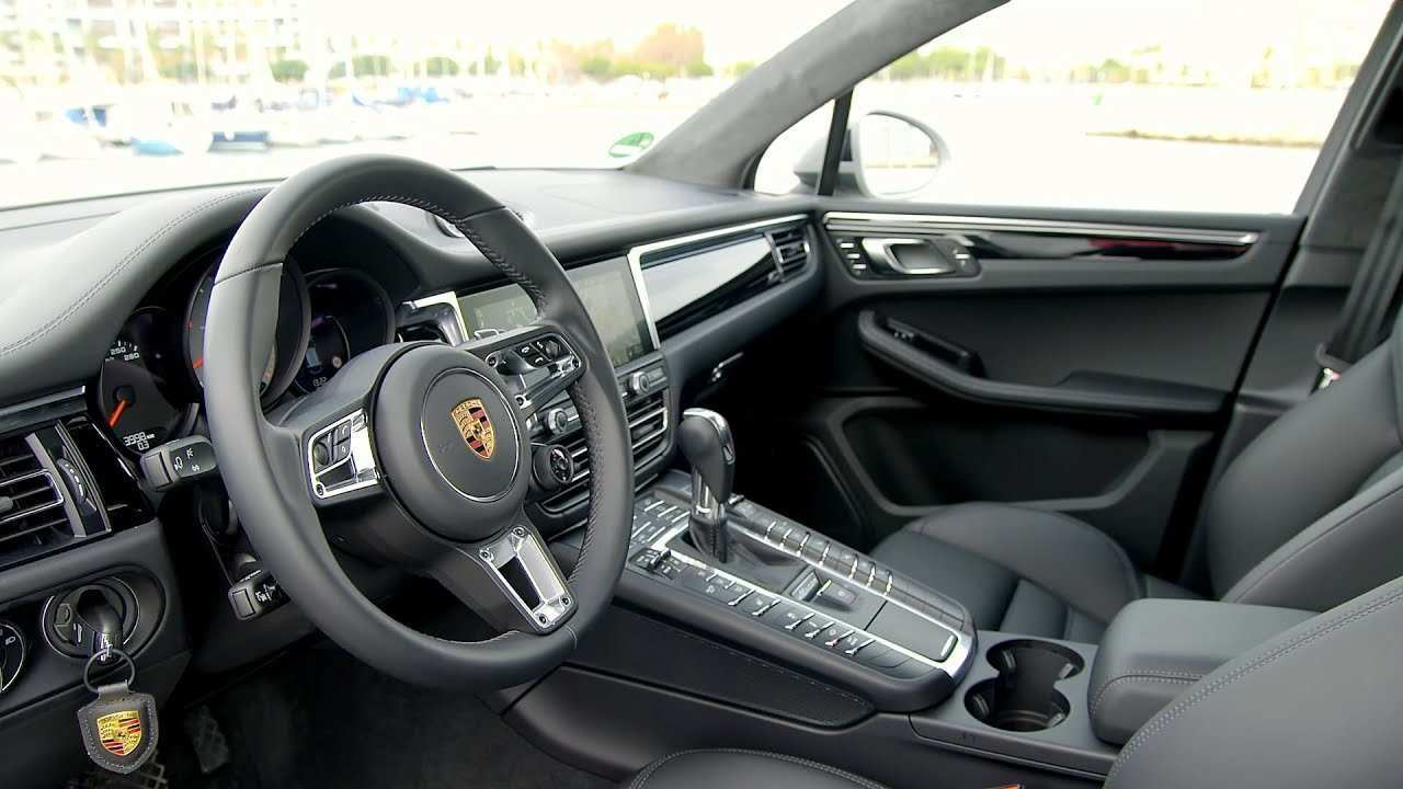 97 The Best 2019 Porsche Macan Interior Prices