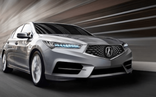 97 The Best 2020 Acura Ilx Redesign Price And Review