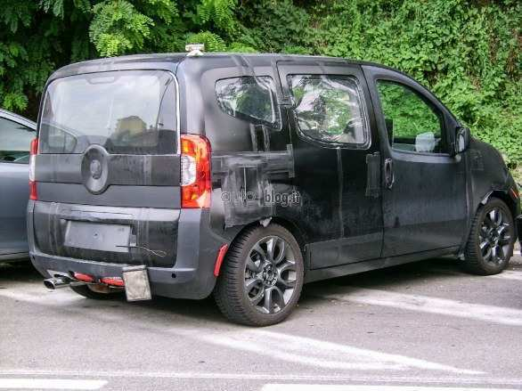 97 The Best Fiat Qubo 2020 Redesign And Review