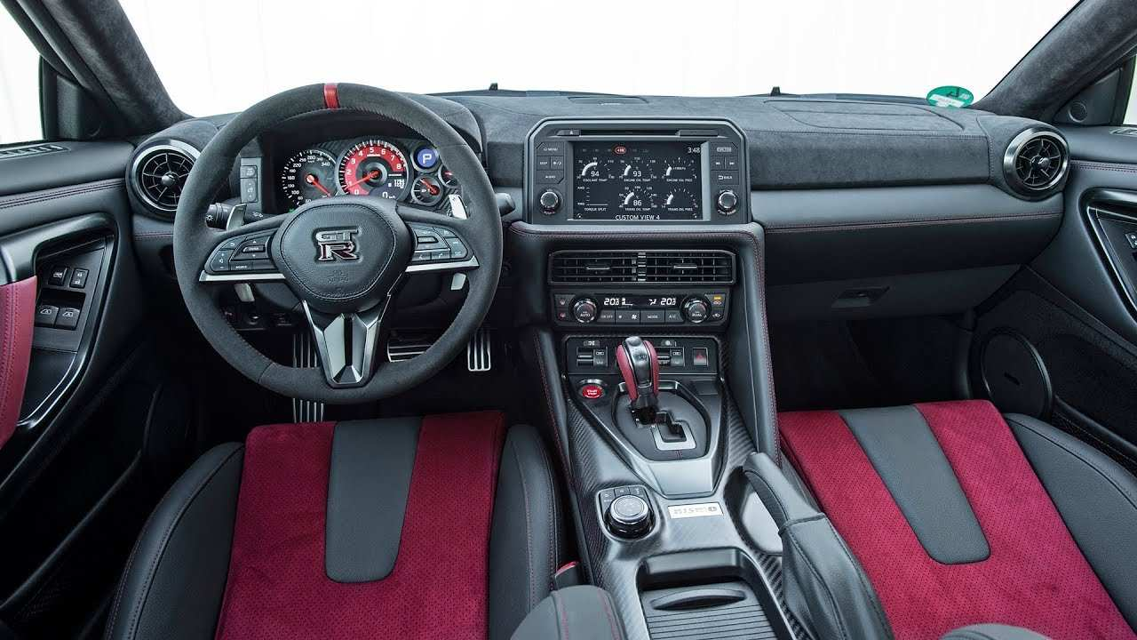 97 The Nissan Gtr 2020 Interior Price Design And Review