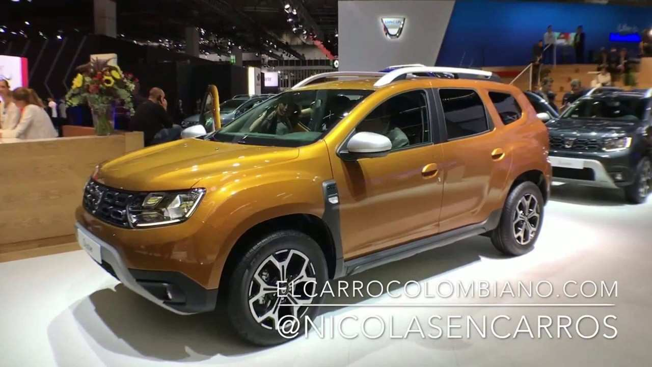 97 The Renault Duster 2019 Colombia Speed Test