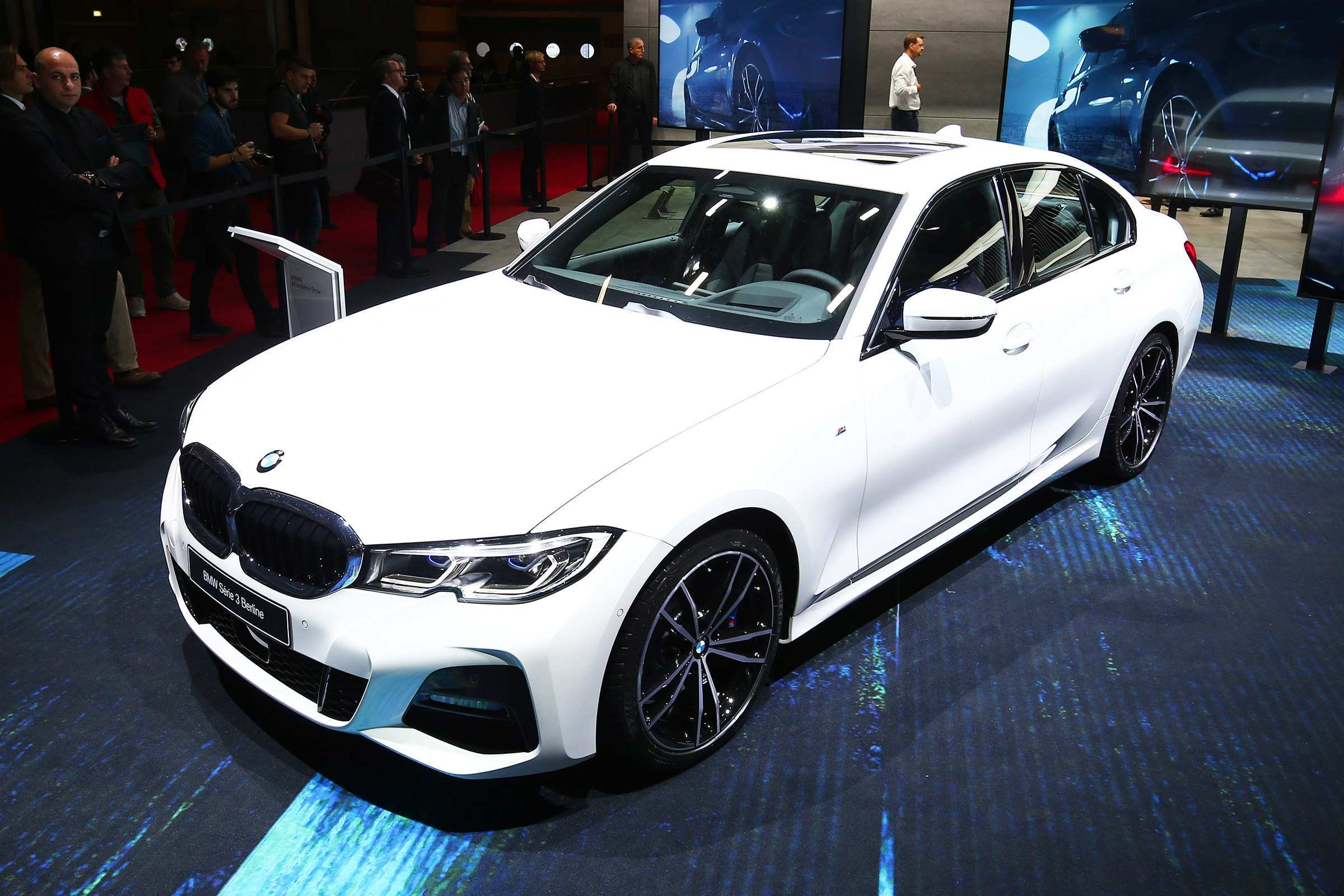 98 A 2019 Bmw 3 Series Release Date Spy Shoot