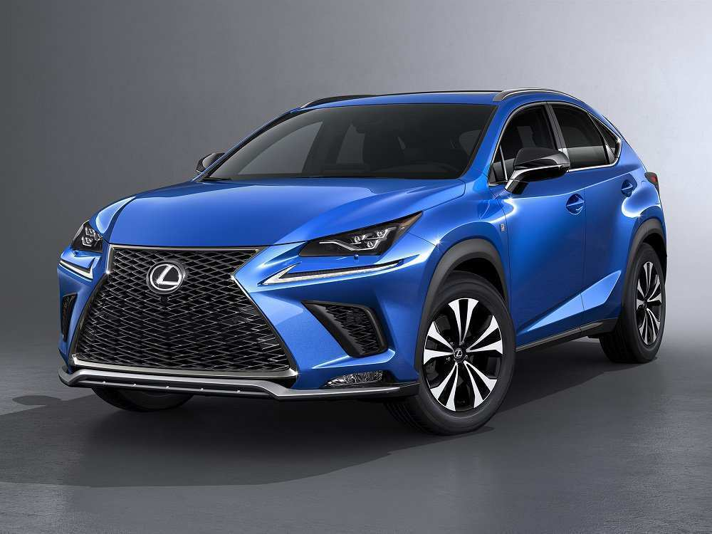 98 A 2019 Lexus Is 200T First Drive