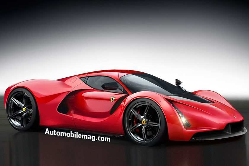 98 A 2020 Ferrari Dino New Review
