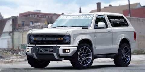 98 A 2020 Ford Bronco 6G New Concept