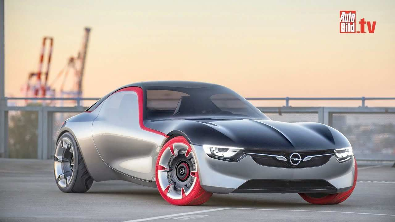 98 All New 2019 Opel Gt Exterior