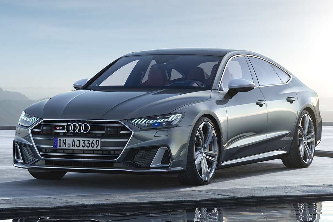 98 All New Audi S7 2020 Price