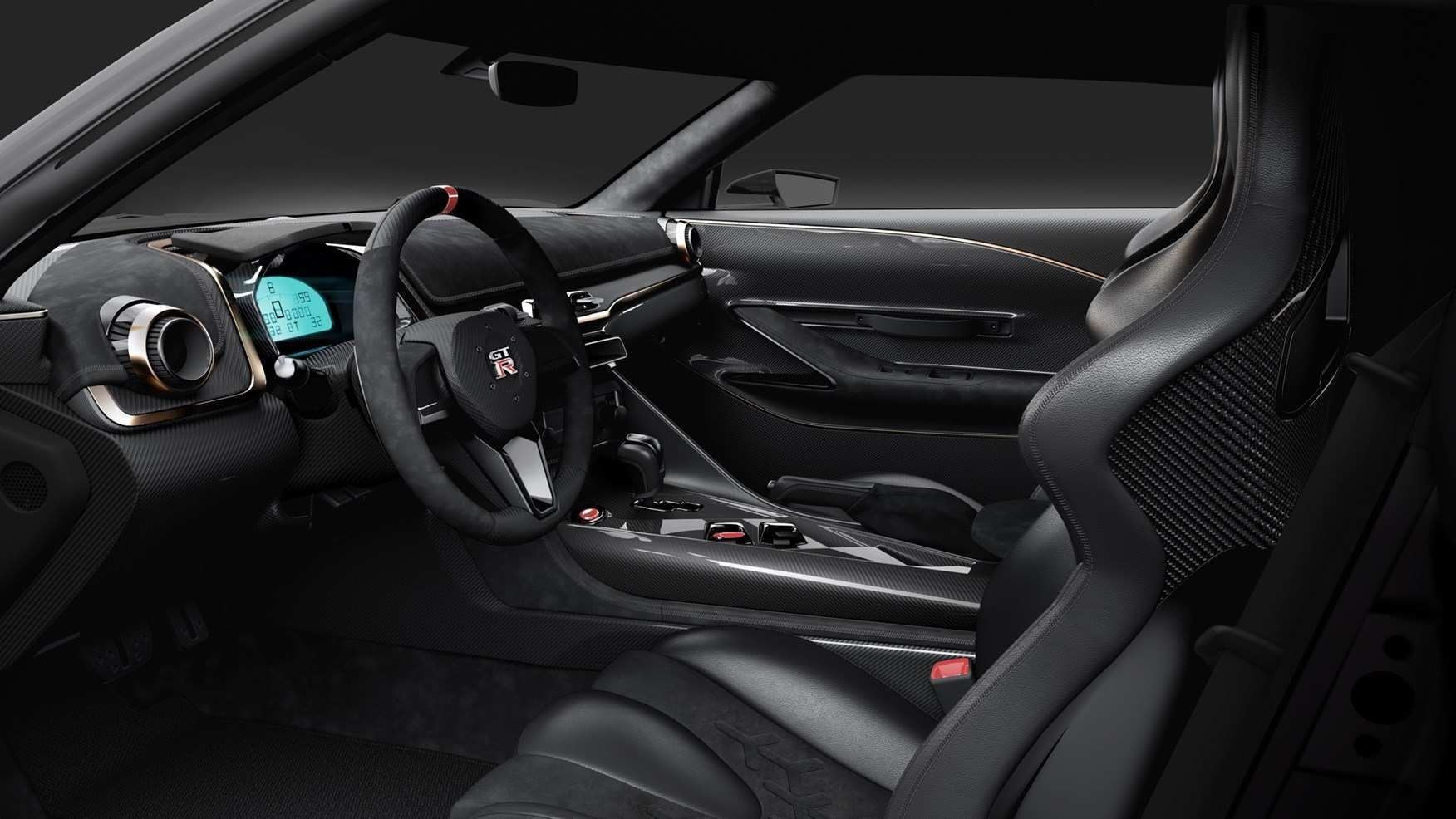 98 All New Nissan Gtr 2020 Interior Concept