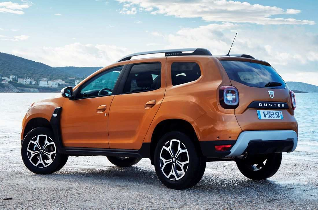 98 All New Renault Duster 2019 Colombia Exterior