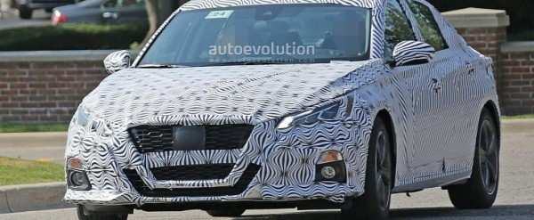 98 Best 2019 Nissan Altima Spy Shots New Review