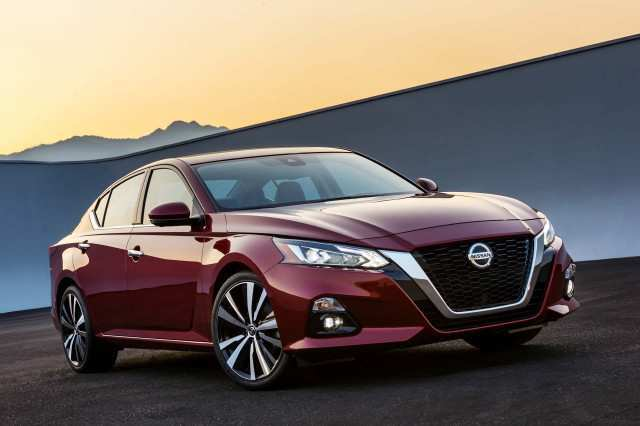 98 New 2019 Nissan Cars Price And Review