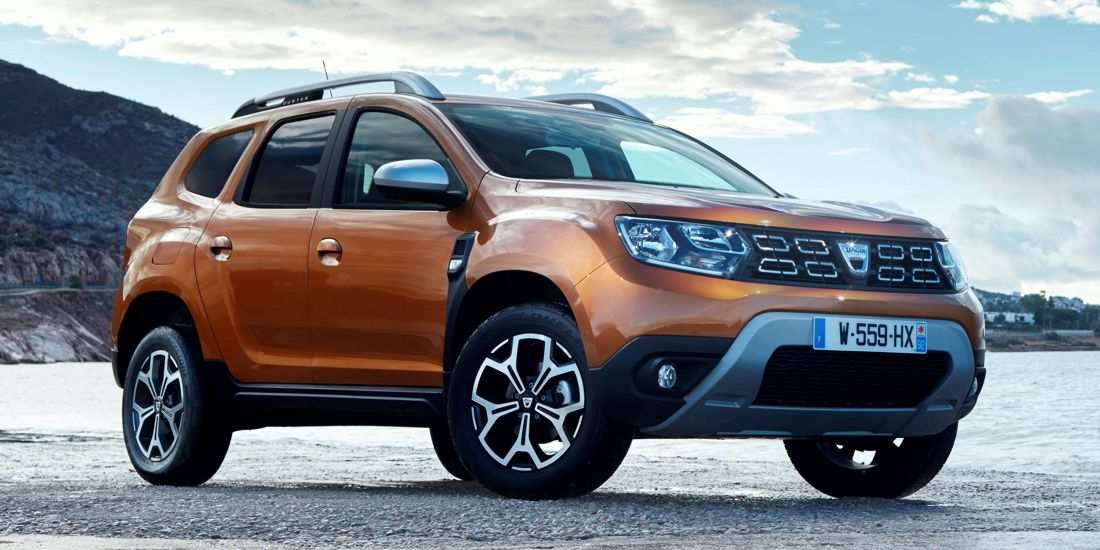 98 New Renault Duster 2019 Colombia Prices