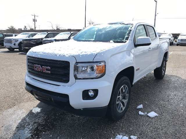 98 The 2019 Gmc Canyon All Terrain Redesign And Review