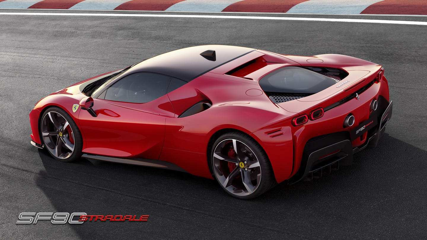 98 The 2020 Ferrari Cars Redesign And Concept