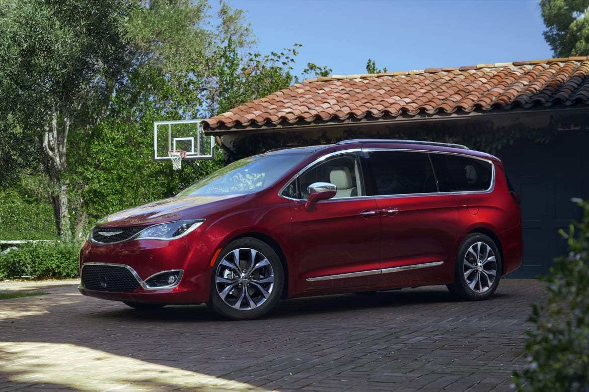 98 The Best 2019 Chrysler Pacifica Review Research New