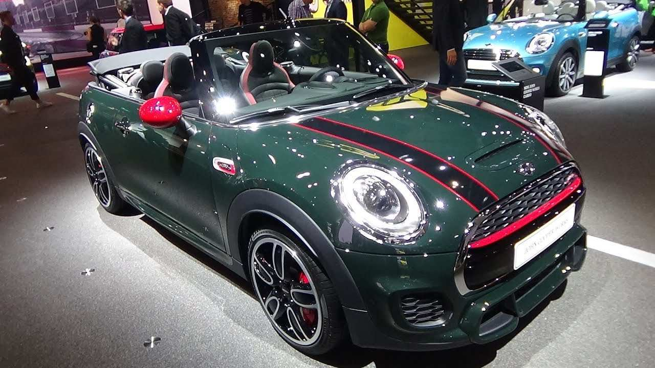 98 The Best 2019 Mini John Cooper Works Convertible 2 Picture