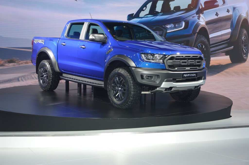 99 All New 2019 Ford Ranger Auto Show Concept And Review