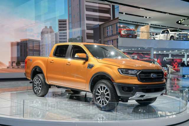 99 All New 2019 Ford Ranger Auto Show Review And Release Date