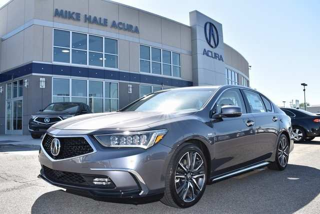 99 All New 2020 Acura Rlx Release Date New Model And Performance