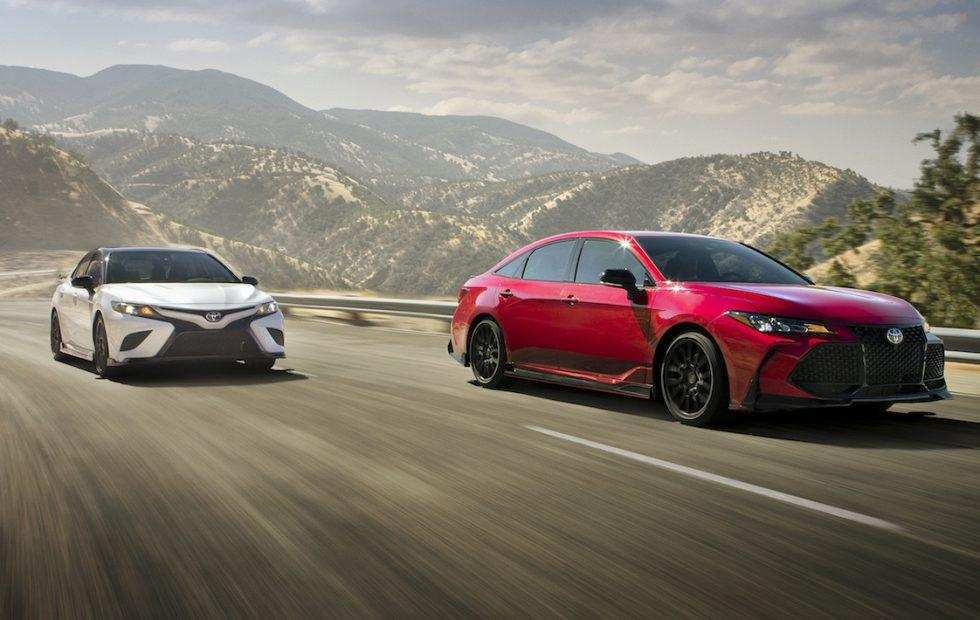 99 All New 2020 Toyota Avalon Redesign Pricing