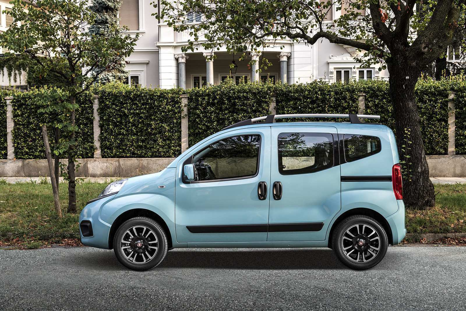 99 All New Fiat Qubo 2020 Engine