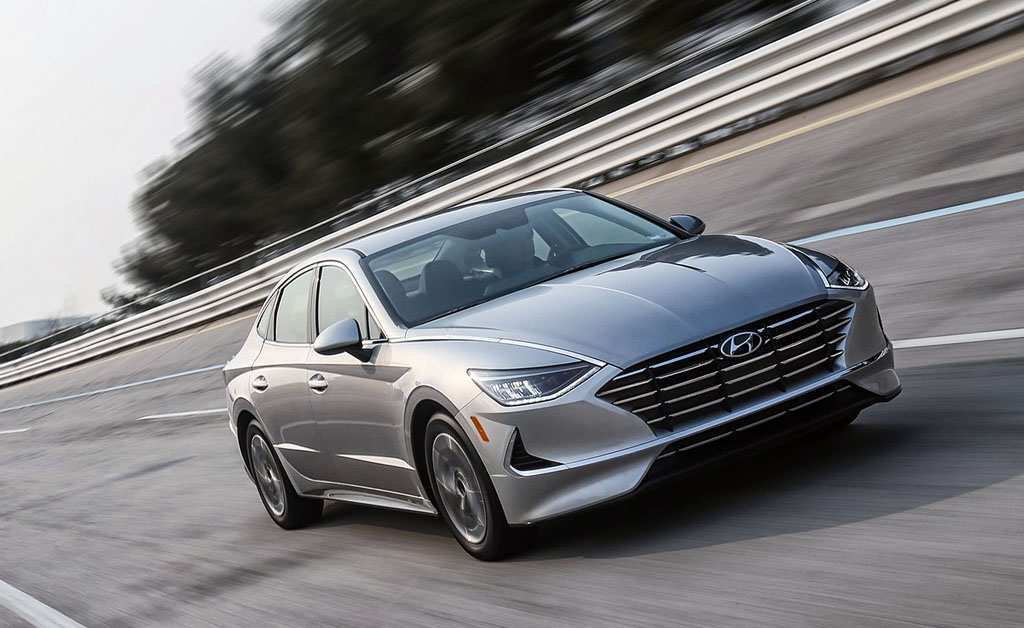 99 All New Hyundai Sonata 2020 Release Date Price Design And Review