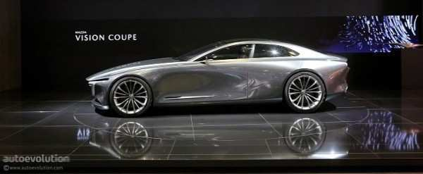 99 All New Mazda 6 Vision Coupe 2020 New Model And Performance