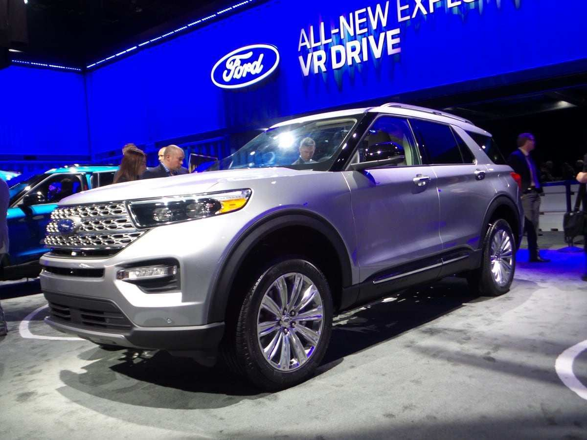 99 Best 2020 Ford Explorer Availability Spesification