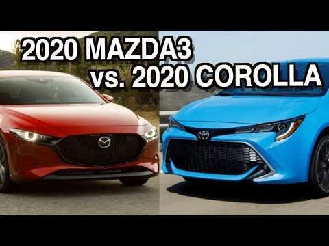 99 Best Corolla 2020 Vs Mazda 3 Spesification