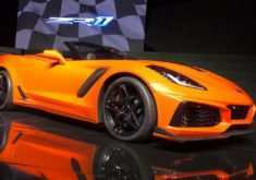 2019 Chevrolet Zr1 Price,