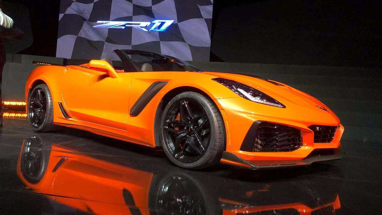 99 New 2019 Chevrolet Zr1 Price Review