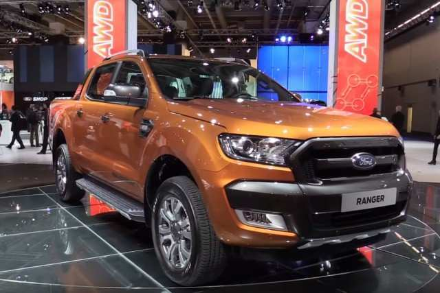 99 New 2019 Ford Ranger Auto Show Performance