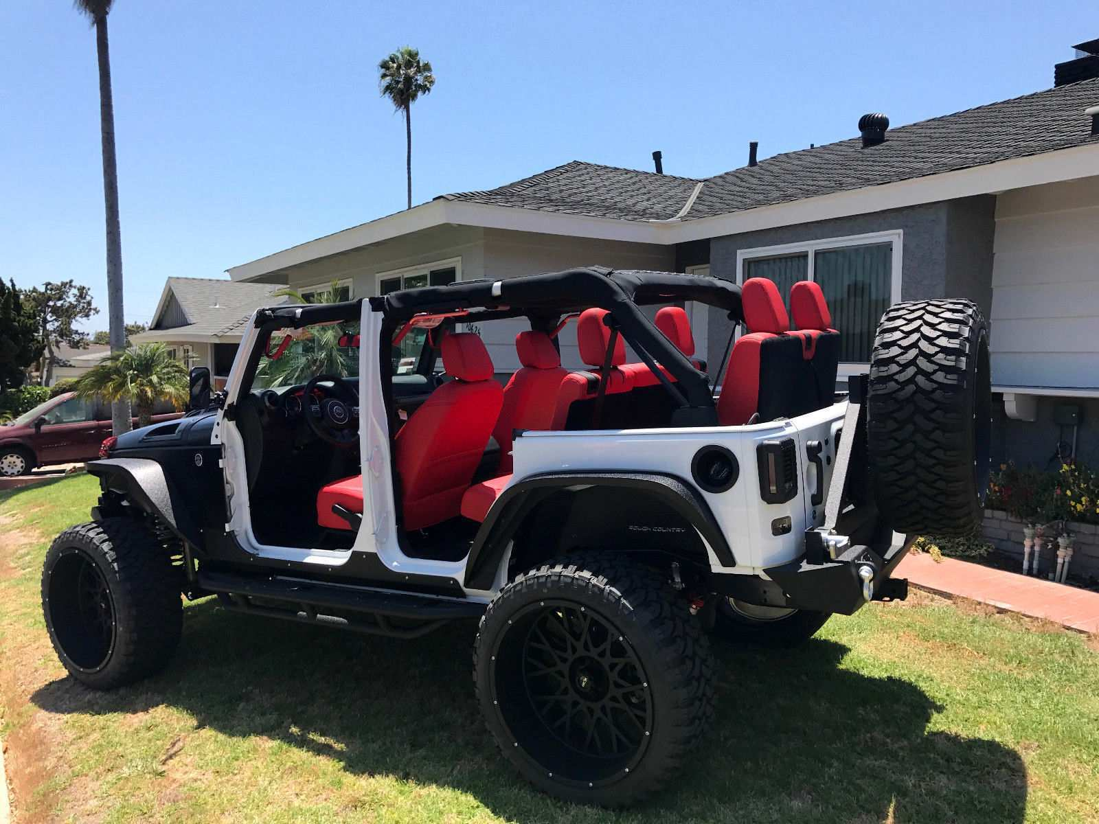 99 New 2019 Jeep 3Rd Row Style
